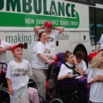 Volunteer for Jumbulance