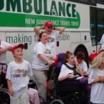 Volunteer for Jumbulance