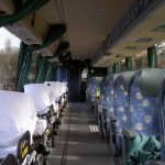 inside the coach